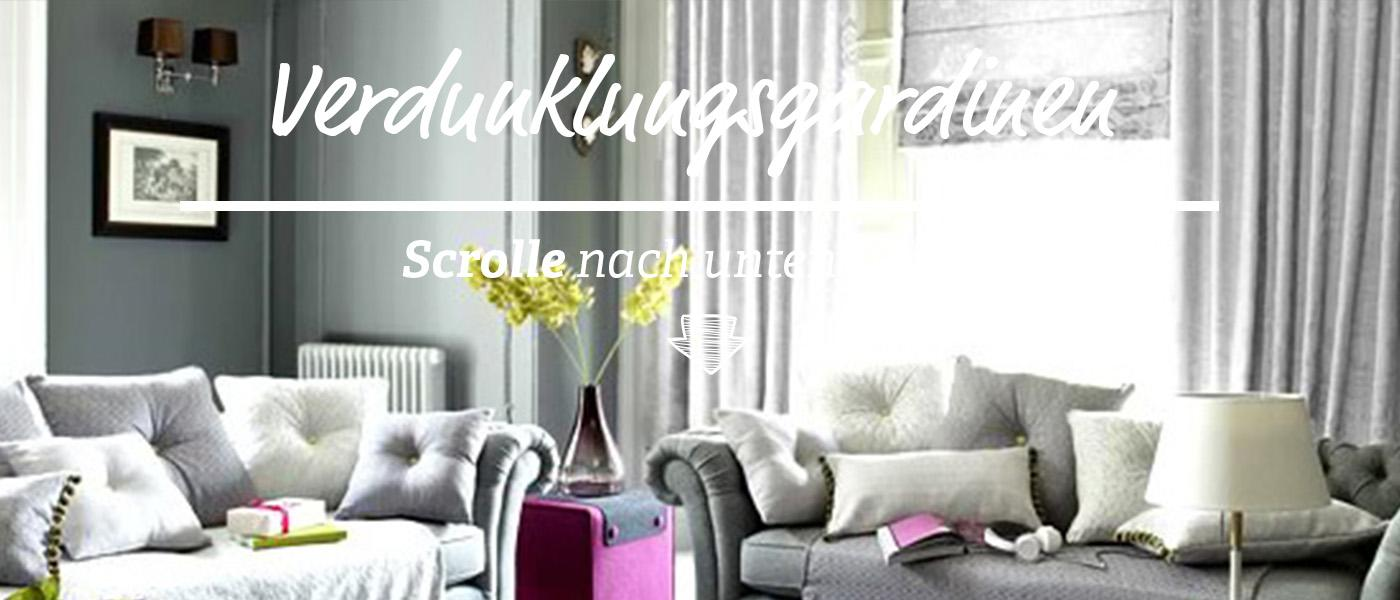 verdunklungsgardinen und verdunklungsvorh nge. Black Bedroom Furniture Sets. Home Design Ideas