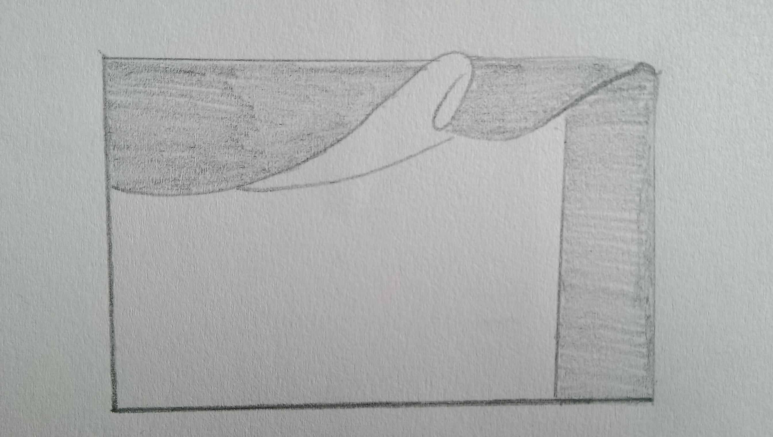 Thema 7: Ungefütterten Vorhang nähen
