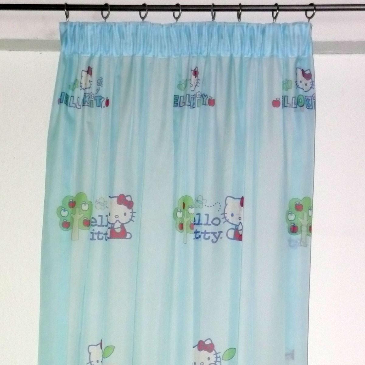 gardinen deko hello kitty gardinen set gardinen dekoration verbessern ihr zimmer shade. Black Bedroom Furniture Sets. Home Design Ideas
