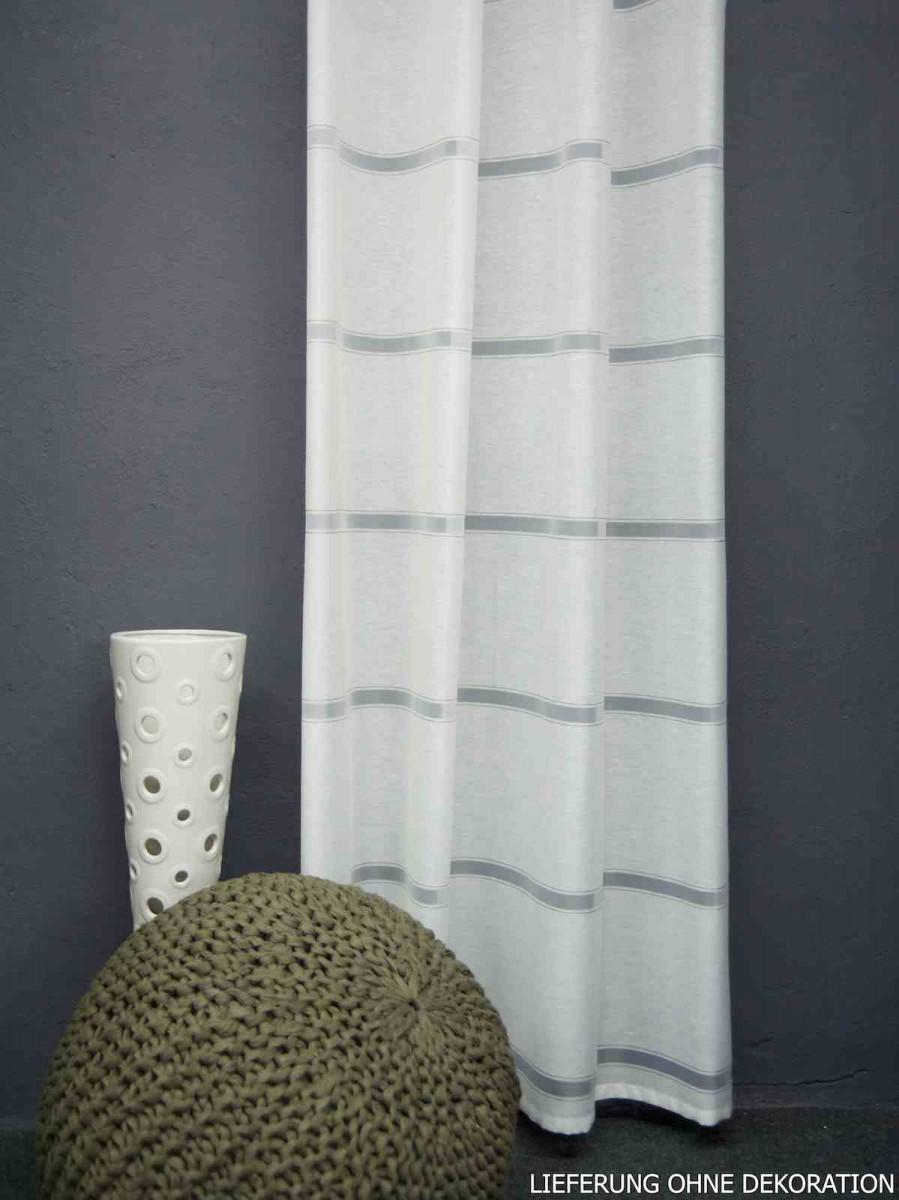 sch ner wohnen fertigschal dekoschal senschal gap natur 140x250cm fertiggardinen senschals. Black Bedroom Furniture Sets. Home Design Ideas